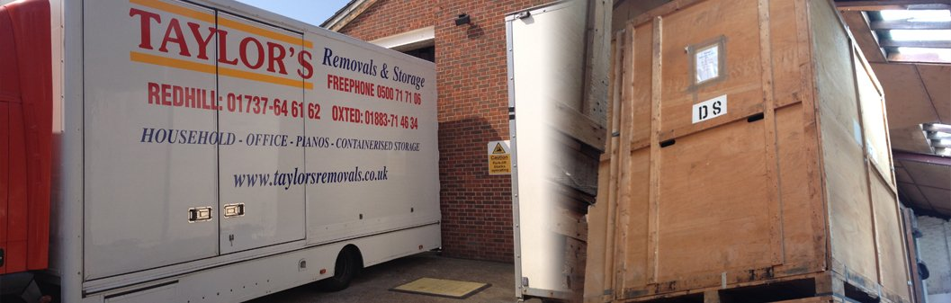 Office Removals Oxted