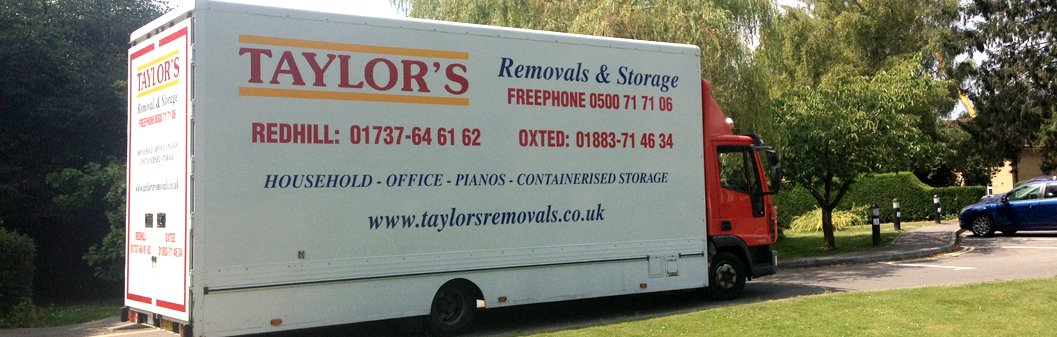 Office Removals Edenbridge